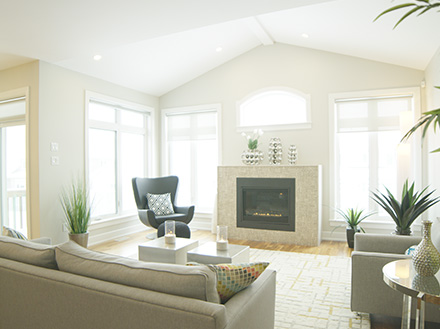 Adult Lifestyle Living Room