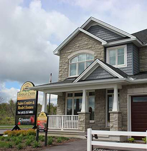 Findlay Creek Sales Centre