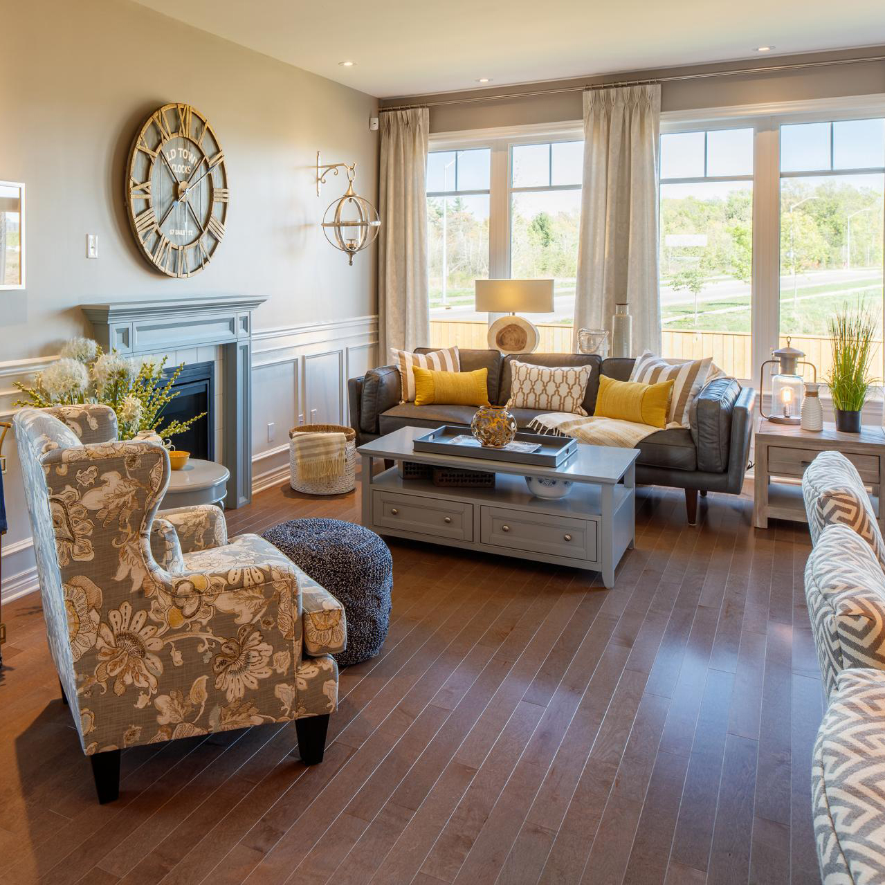 Woodhaven Model Home